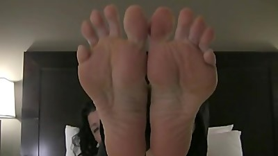 Chastity Foot Slave