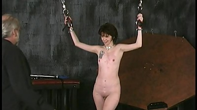 Kalan and Salem Painful Whippings..