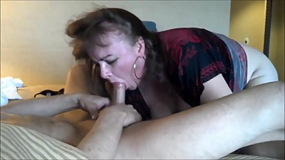Mature Wife Enjoys Some Young Cock..