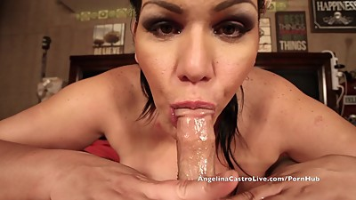 Angelina Castro Gets Cock & MASSIVE..