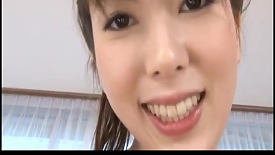Yui Hatano, sexy Asian milf enjoys..