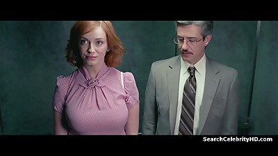 Christina Hendricks in The Family Tree..