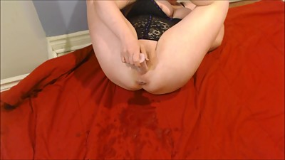 Horny Slut Pee Compilation Wet and Pissy