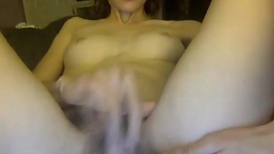 hairy pussy cums