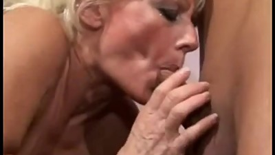 Mature  German Slut with Young by TROC