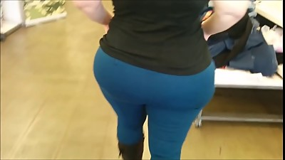 Mc Bootay in Blue and White Pants