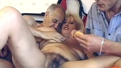 German Threesome - 15