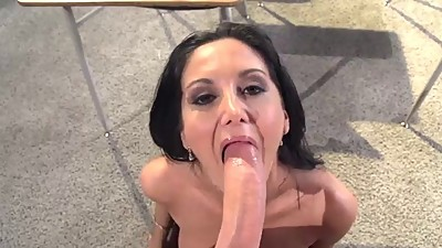 Top milf Ava Adams POV suck &..