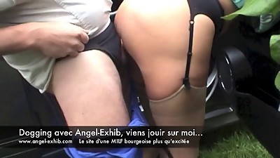 webcam avec MILF francaise dogging a..