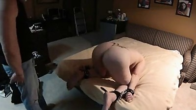 granny sex slave whore bound  orgasms