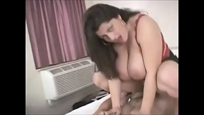 Chubby 6 - Latin big boobs chubby fuck..