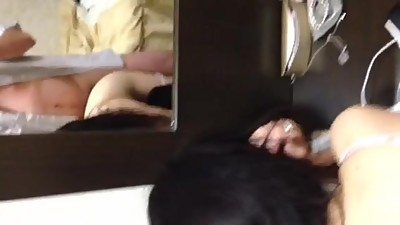 Asian Fucked in a hotel room in Kyoto2