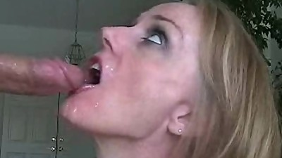 Amateur Blowjob Honey Is Awesome