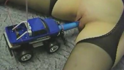 Dildo Car Sex