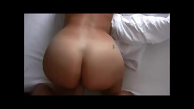 Real POV Pussy Fuck And Jizz For Booty..