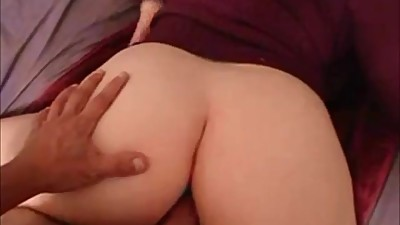 Amateur big butt wife anal creampie