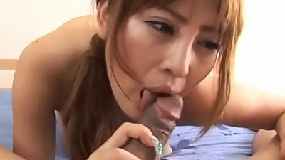 Momo receives cock to smash her wet..
