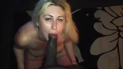 Mostly homemade interracial music clip..