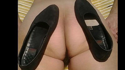 mature foot shoe fetish updated by..