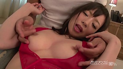 Japanese Titty Play with Nao Mizuki