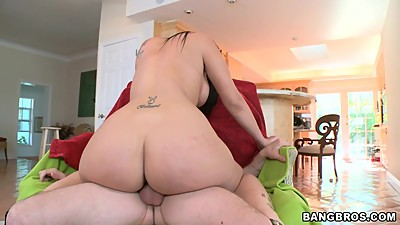 Hot MILF with a huge ass