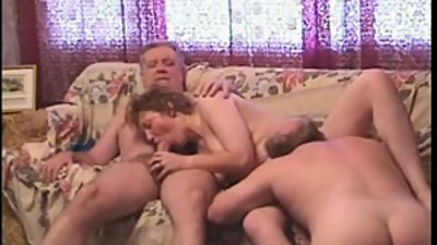 Gangbang Archive presents Mature..