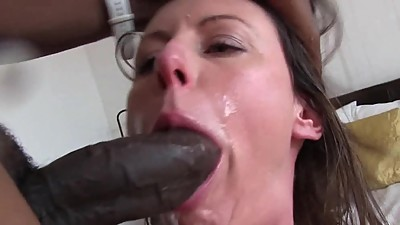 Hot milf and her younger lover 344