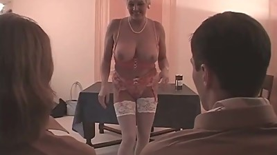 Huguette - Busty French Mature Beauty..