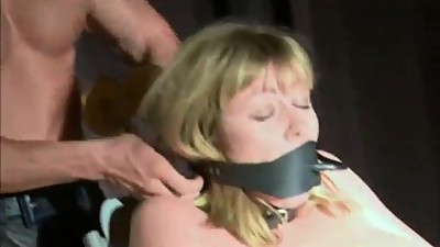 Shackled Whipped And Toyed Wife