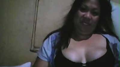filipino ugly big fatty whore show boobs