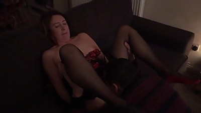Homemade British Milf Slut Gets Her..