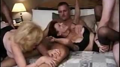 Nasty Granny Sluts Sucking Dick  and..