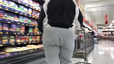 Sloppy booty mature 2