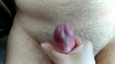 Cumming from her point of view