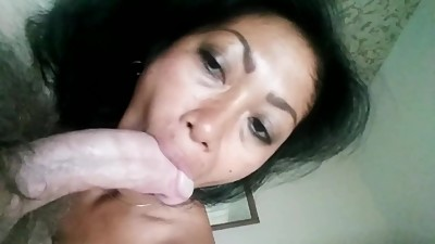 Asian GFE Hot Blow Job No.1
