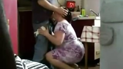 Chubby Cheating MILF caught on hidden..