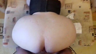 Big booty mature anal fuck