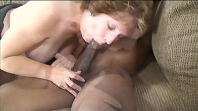 Sexy Brunette Gilf nailed by BBC
